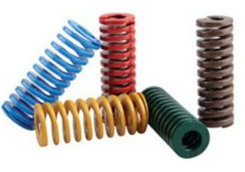 Correct choice and use of mold spring - mold parts for plastic molding manufacturing