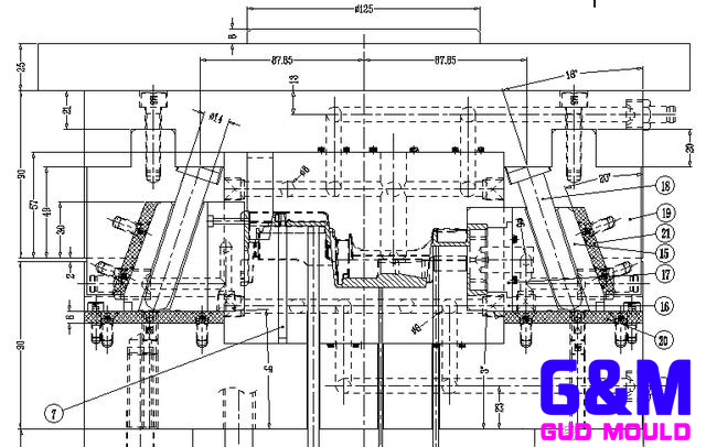 injection mold design