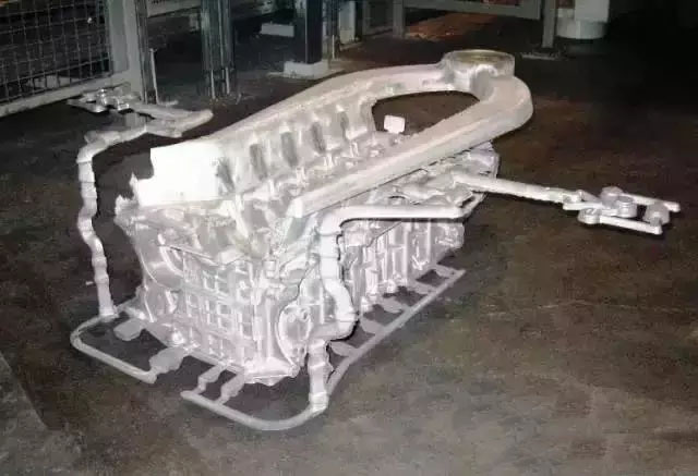 die casting production
