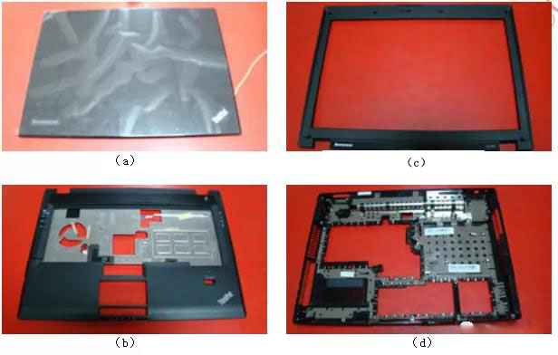 Design of Injection Mold for Notebook C Shell