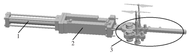 injection mold structure